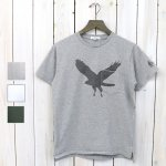 【会員様限定SALE】ENGINEERED GARMENTS『Printed Cross Crew Neck T-shirt-Eagle』
