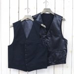 ENGINEERED GARMENTS『Reversible Vest-Hv.Cavalry Twill』