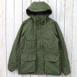 ENGINEERED GARMENTS『Field Parka-Nyco Ripstop』(Olive)