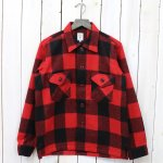 SOUTH2 WEST8『Smoky Shirt-Buffalo Plaid』(Red)