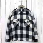 SOUTH2 WEST8『Smoky Shirt-Buffalo Plaid』(White)