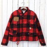 SOUTH2 WEST8『E.H. Fishing Jacket-Buffalo Plaid』(Red)