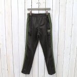 Needles『Narrow Track Pant-Poly Smooth』(Charcoal)