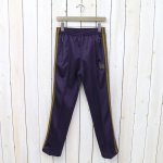 Needles『Narrow Track Pant-Poly Smooth』(Purple)
