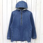 【SALE特価40%off】CURLY『MAZARINE HZ PARKA』(ANTIQUE INDIGO)