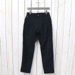 THE NORTH FACE PURPLE LABEL『Double Face Twill Field Pants』(Black)
