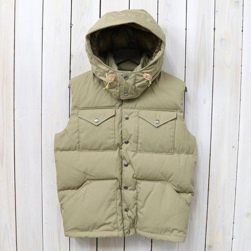 『65/35 Hooded Sierra Vest』(Vintage Beige)