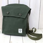 SOUTH2 WEST8『Bandage Bag-Cotton Canvas』(Olive)
