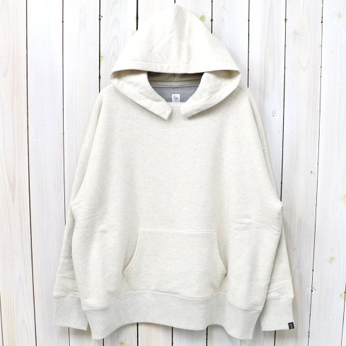 『Double Faced Sewing Hooded Parka Made By LOOPWHEELER』(Oatmeal)