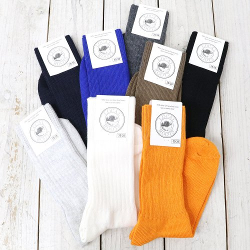 LOCAL ROOTS『MERINO RIB SOCKS#152403』