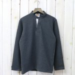 BARBARIAN『HENLY NECK LONG SLEEVE』(SOLID COAL)