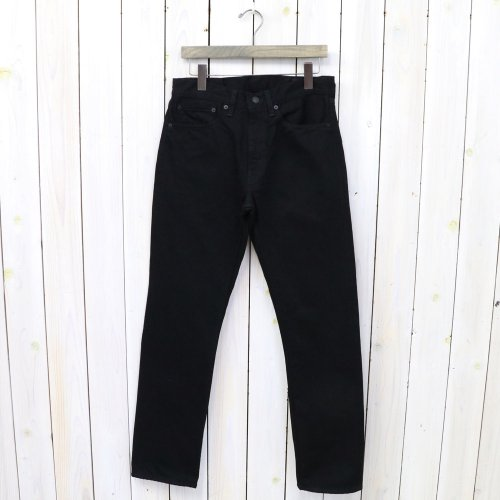 『IVY FIT DENIM』(BLACK DENIM)