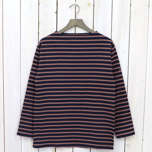 『OUESSANT』(NAVY/MARRON)
