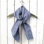 ENGINEERED GARMENTS『Long Scarf-Lurex Chambray』