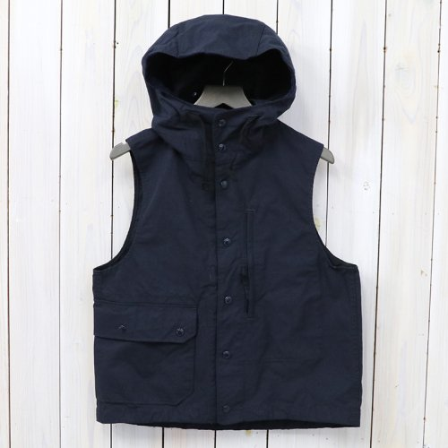 『Field Vest-Nyco Ripstop』(Dk.Navy)