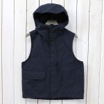 ENGINEERED GARMENTS『Field Vest-Nyco Ripstop』(Dk.Navy)