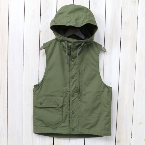 『Field Vest-Nyco Ripstop』(Olive)