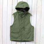ENGINEERED GARMENTS『Field Vest-Nyco Ripstop』(Olive)