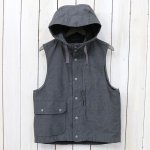 ENGINEERED GARMENTS『Field Vest-Activecloth』(Charcoal)