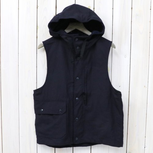 『Field Vest-Uniform Serge』