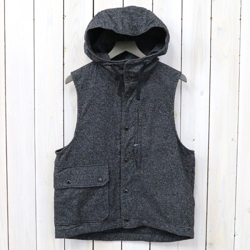 『Field Vest-Wool Homespun』