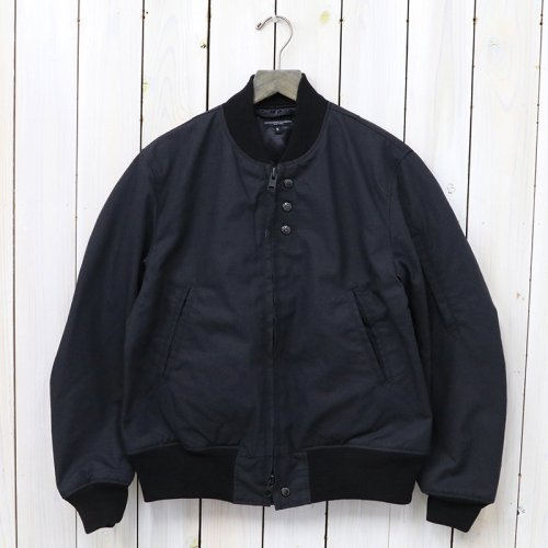 『Aviator Jacket-Nyco Ripstop』(Black)