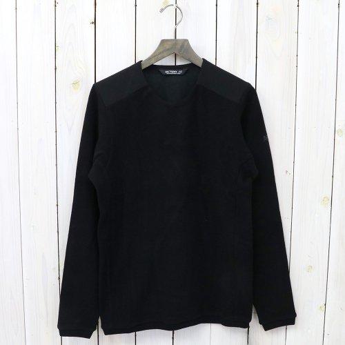 『Donavan Crew Neck Sweater』(Black)