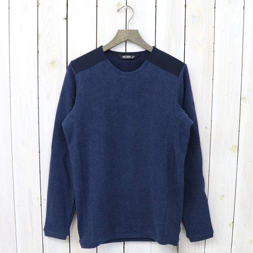 『Donavan Crew Neck Sweater』(Nighthawk Heather)