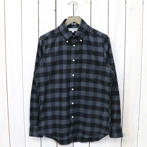 『BUFFALO CHECK』(BLACK/GREY)
