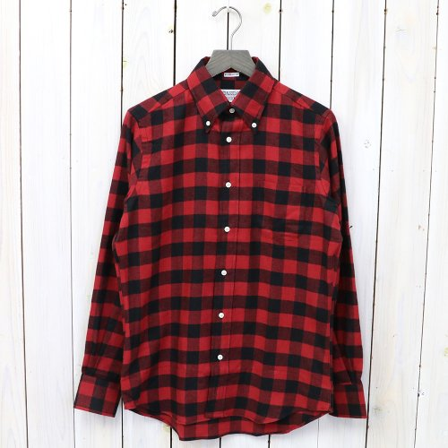 『BUFFALO CHECK』(RED/BLACK)