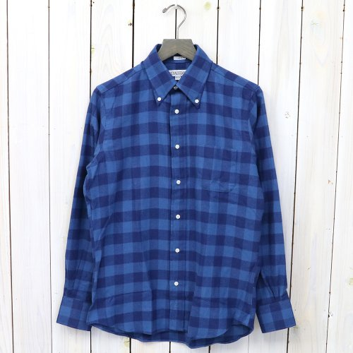 『BUFFALO CHECK』(NAVY/BLUE)