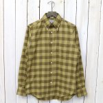 INDIVIDUALIZED SHIRTS『BUFFALO CHECK』(BROWN/BEIGE)