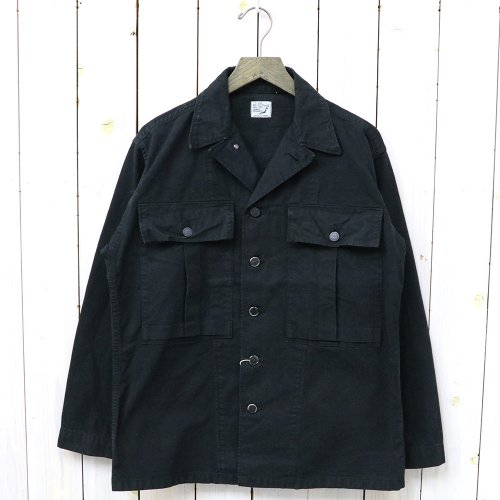 『US ARMY JACKET』(BLACK)