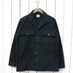 orSlow『US ARMY JACKET』(BLACK)