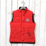 CANADA GOOSE『FREESTYLE VEST』(RED)