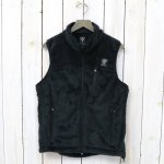 SOUTH2 WEST8『Boulder Vest-Polartec/Poly Velour Solid』