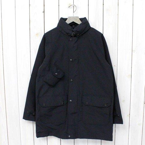 『Carmel Coat-60/40』(Black)