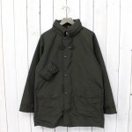 SOUTH2 WEST8『Carmel Coat-60/40』(Olive)