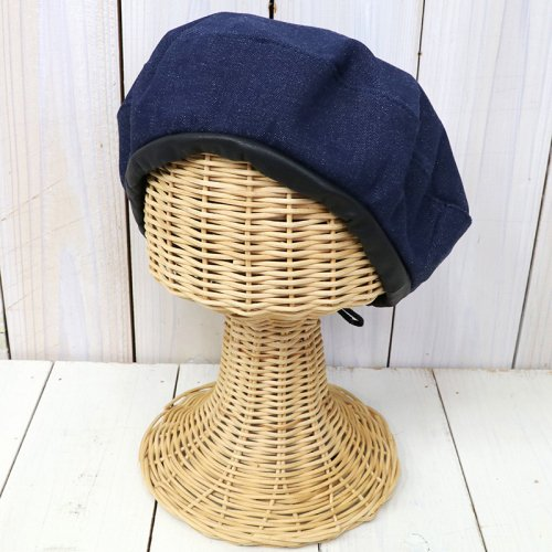 『Beret-11oz Cone Denim』
