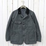 ENGINEERED GARMENTS『Coverall Jacket-Salt and Pepper Twill』