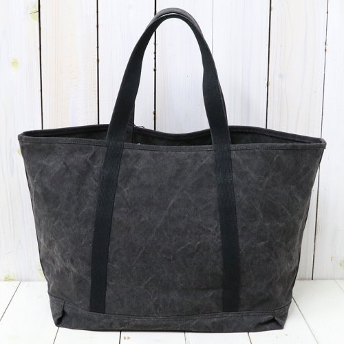 『#9 CANVAS-BASIC TOTE』(BLACK)