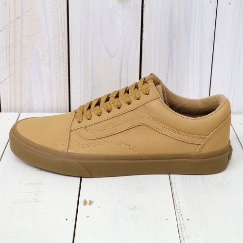 VANS『OLD SKOOL』((VANSBUCK)LIGHT GUM/MONO)