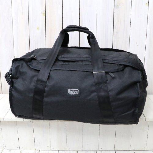 『Polyester Ripstop 2Way Duffle Bag L with Waterproof Zip』