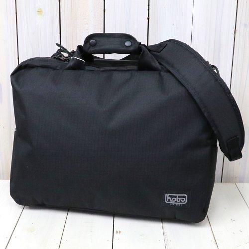 『Polyester Ripstop 3Way Briefcase 2Pocket with Waterproof Zip』