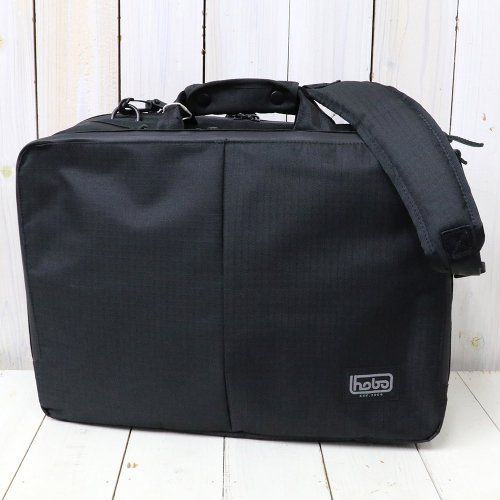 『Polyester Ripstop 3Way Briefcase 3Pocket with Waterproof Zip』
