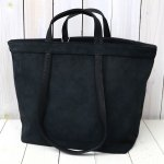 hobo『Cow Suede 2Way Tote Bag』(Black)