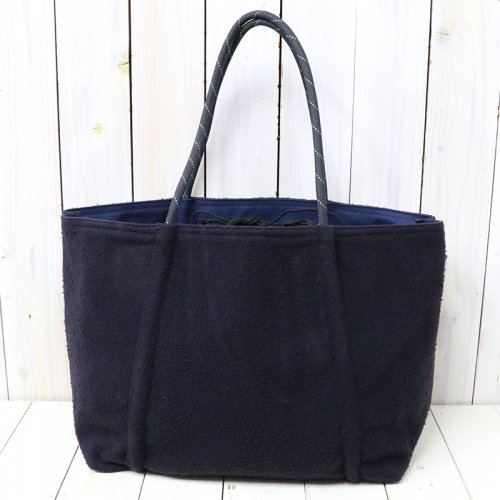 THE NORTH FACE PURPLE LABEL『Melton Rope Tote』(Navy)