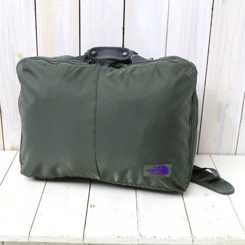 『LIMONTA® Nylon 3Way Bag S』(Khaki)