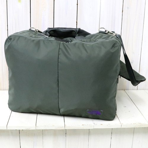 THE NORTH FACE PURPLE LABEL『LIMONTA® Nylon 3Way Bag』(Khaki)
