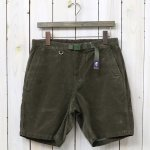 THE NORTH FACE PURPLE LABEL『Corduroy Shorts』(Brown)